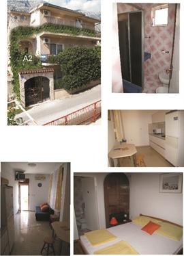 Lägenheter Baška Voda