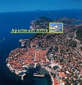 Apartmány Ariva