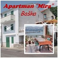 Appartementen Mira