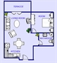 Apartmani House Mateljan