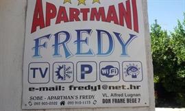 Apartmani Fredy
