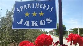 Appartementen Jakus