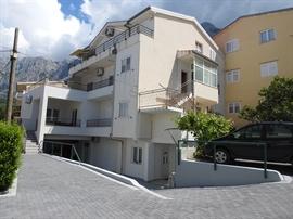 Apartmány Edita