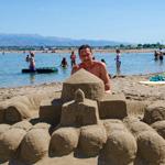 """Kraljičina plaža – najduža i najljepša """"tropska"""" pješčana plaža u Hrvatskoj"""