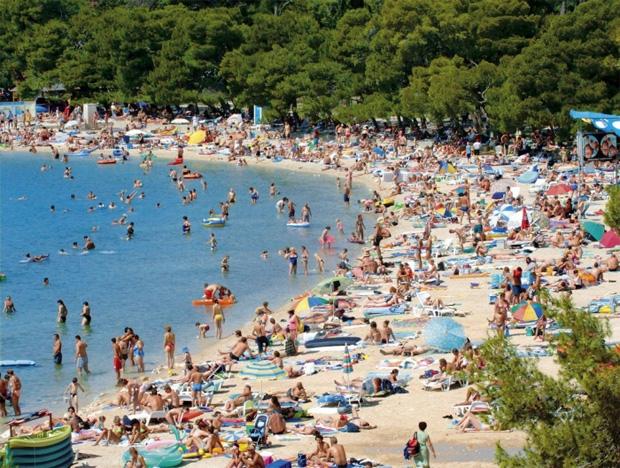 Biograd na Moru Croatia  city pictures gallery : 124 blue flags of the croatian adriatic MyHolidaysInCroatia.com
